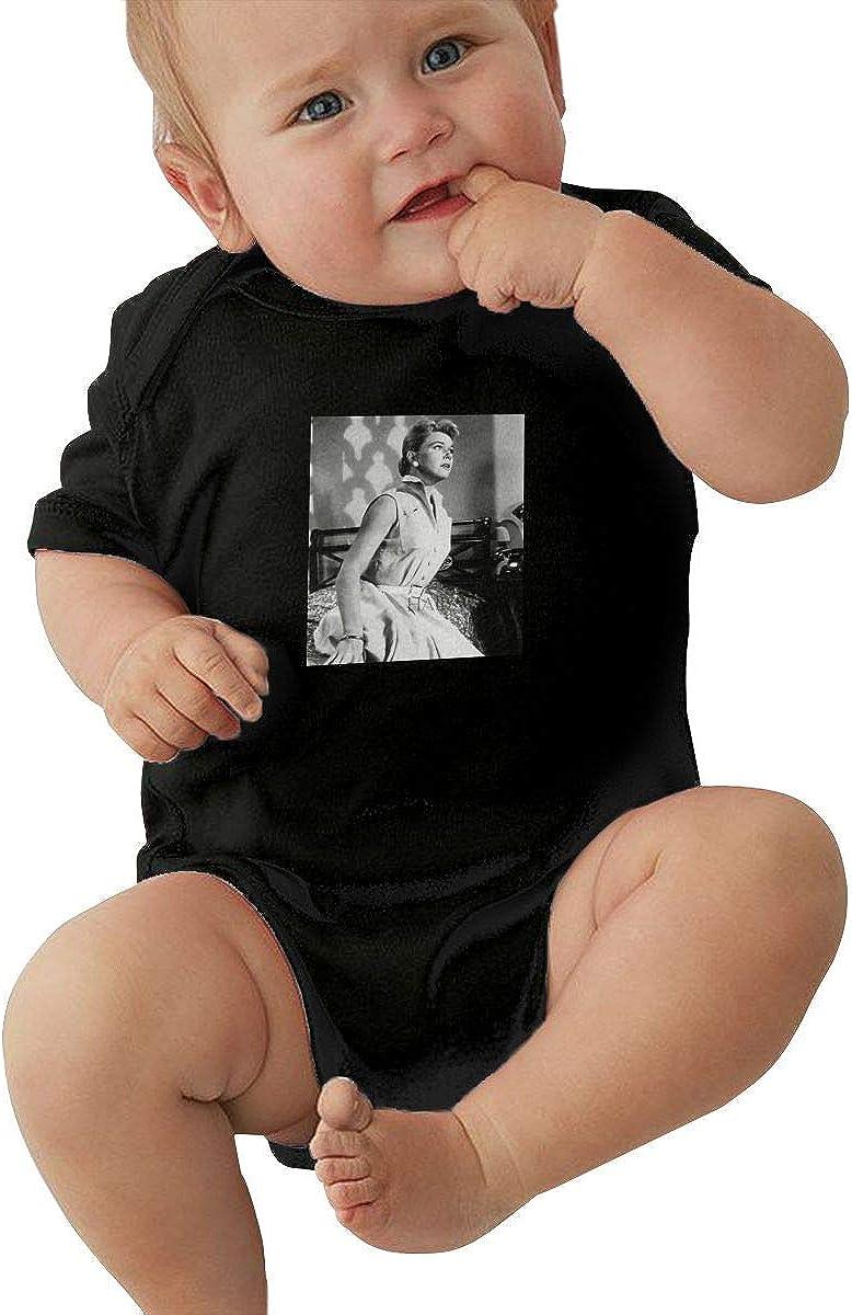 SHHXYS Doris Day Onesies Black Cute Romper Infant