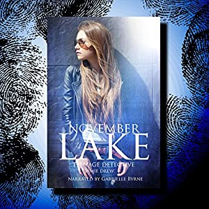 November Lake: Teenage Detective Audiobook