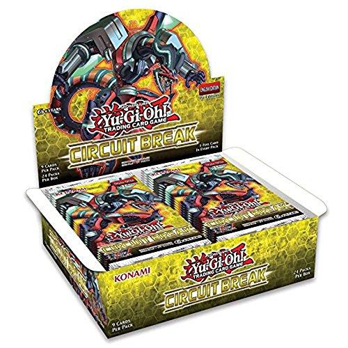 Yu-Gi-Oh CCG: Circuit Break Booster Display Box