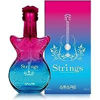 Strings by Amare - perfumes for women - Eau de Toilette, 75 ml