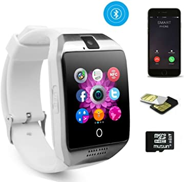 Reloj inteligente con pantalla táctil, impermeable para empresas ...