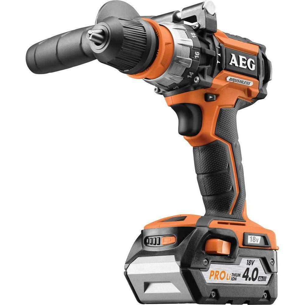 4935448463 1 St/ück AEG Brushless-Akku-Schlagborschrauber BSB18 CBL//4 Ah