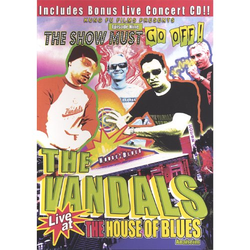 The Vandals - Live at the House of Blues by Kung Fu Records