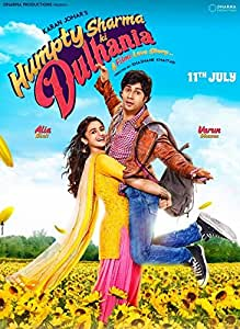 Amazon com: Humpty Sharma Ki Dulhania - Original Hindi Movie DVD
