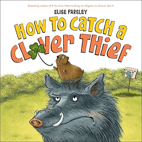 Book Cover: How to Catch a Clover Thief