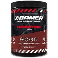 New X-Gamer Hydrastorm 60 Serving X-Tubz Focus & Energy Formula