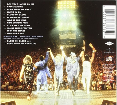 Bon Jovi - New Jersey: Special Edition - Amazon.com Music