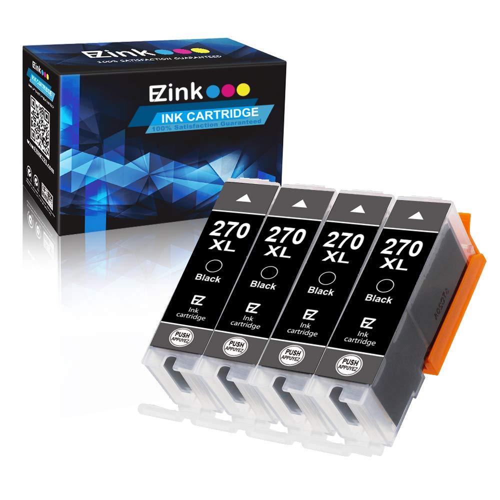 Cartucho Alternativo Canon PGI-270XL 4 Un. E-Z INK