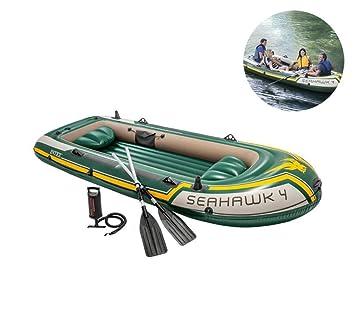 Challenger Kayak: Juego de Kayak Inflable Plegable for 4 Personas ...