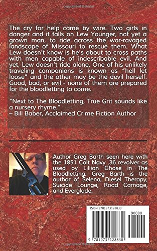 Image result for THe Bloodletting by Greg Barth