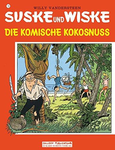 Die komische Kokosnuss (Suske und Wiske)