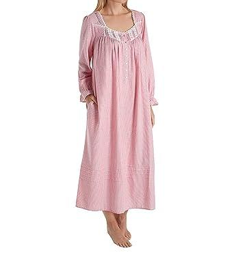 af64c16f77 Eileen West Womens Flannel Ballet Nightgown at Amazon Women s ...
