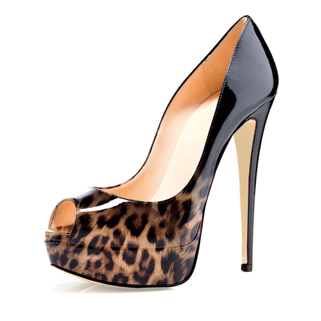 Soireelady - Zapatos con tacón Mujer 40 EU|Gradient
