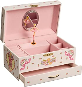 The San Francisco Music Box Company Ballerina Jewelry Box