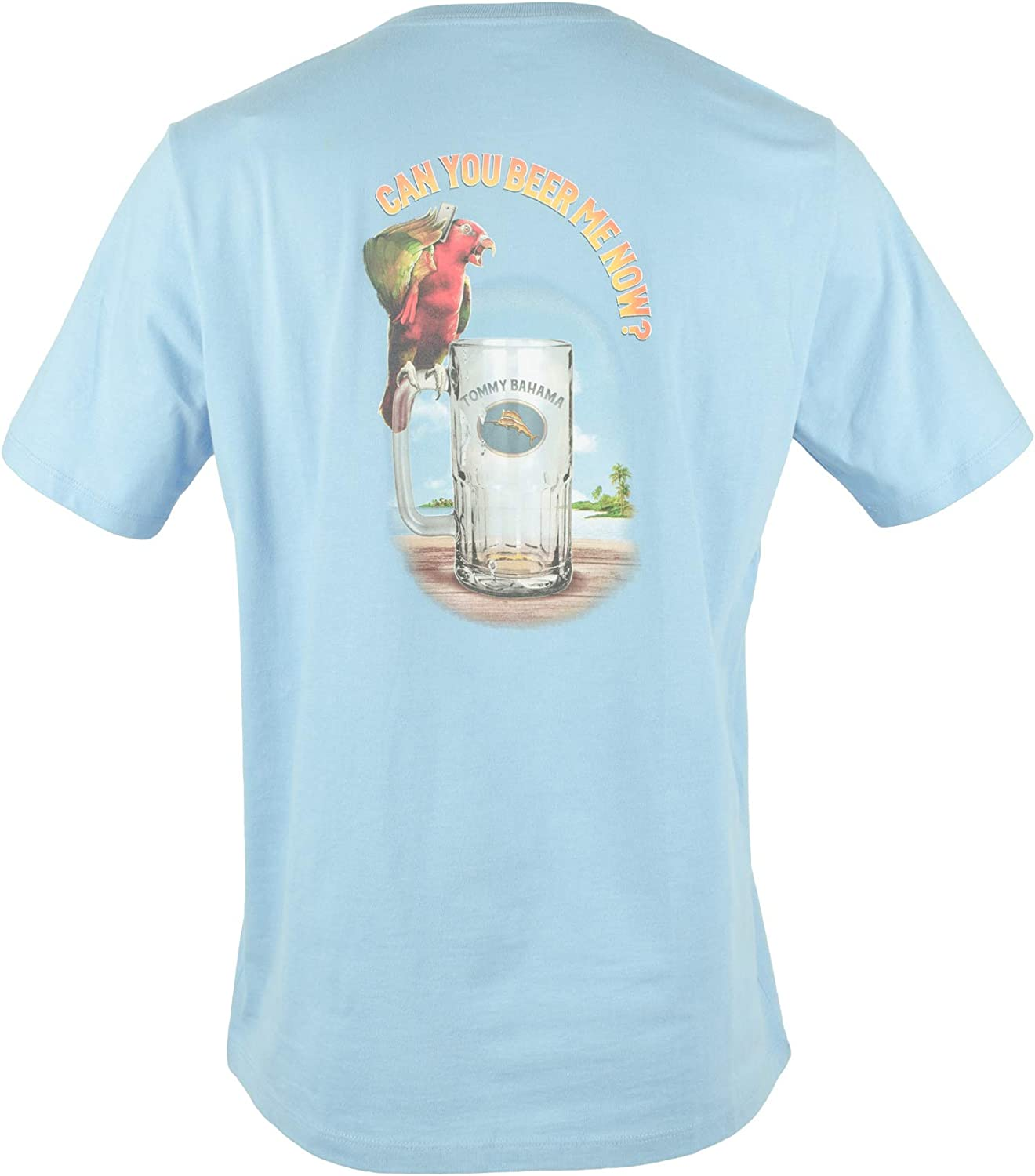 Tommy Bahama Mens T-Shirts Beer Now Tee