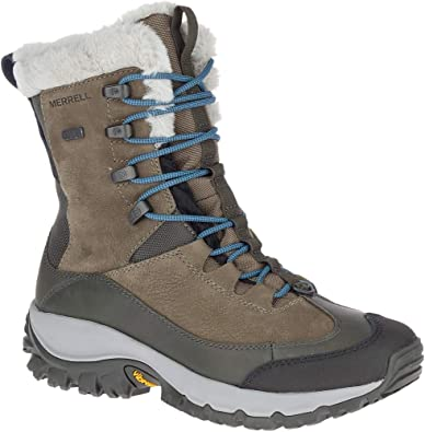 merrell vibram womens boots amazon