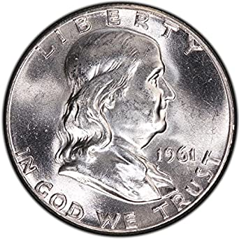 BUY 1-15 COINS 90/% SILVER FRANKLIN HALVES
