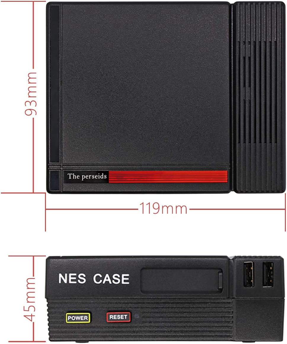 B Plus Functional Power and Reset Buttons Mini Computer Case for Raspberry Pi 3 in Black The perseids NESPI CASE 2 and 3B+ NES Inspired Raspberry Pi Case