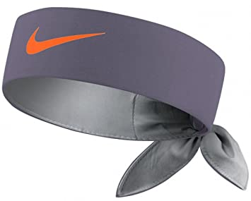 4e320fddce5d76 Nike Tennis Stirnband, Black/Crimson: Amazon.de: Sport & Freizeit