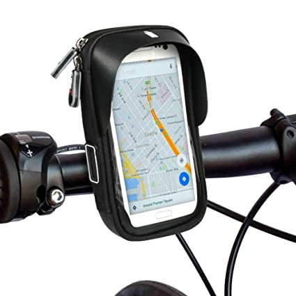 ce7ea8284e9 Bike Bag Exclusive Water-resistant Bicycle Bag Front Frame with Touch Screen  Function