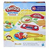 waffle maker exclusive - Play-Doh Kitchen Creations Stovetop Super Set with Sizzlin' Sounds Exclusive Playset