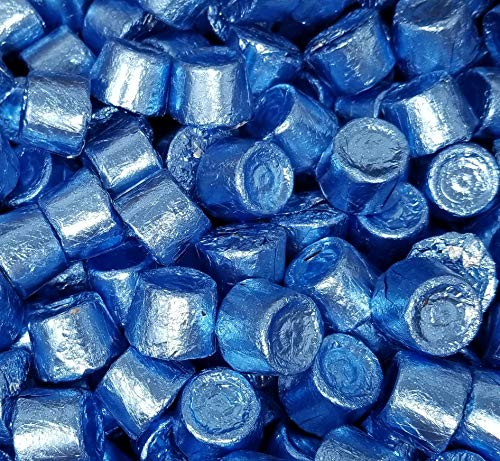CrazyOutlet Pack - Rolo Chewy Caramels in Milk Chocolate, Blue Foil, Individually Wrapped, 2 ()