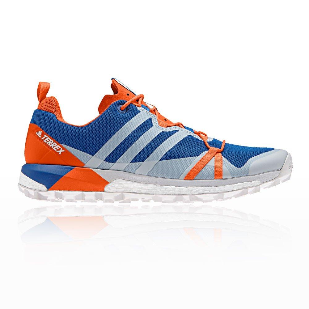 Adidas Herren Terrex Agravic Trekking-& Wanderhalbschuhe, blau, blau, Wanderhalbschuhe, 50.7 EU 7d8eb8