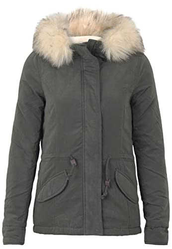 Only Onllucca Short Parka Otw, Chaqueta para Mujer