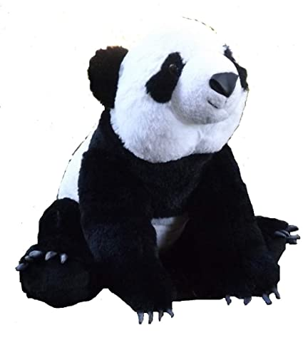 Amazon Com Panda Bear Stuffed Animal 14 Plush Toy Panda From