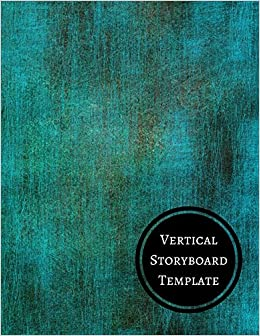 Vertical Storyboard Template por Journals For All epub