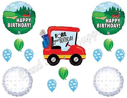 Amazon.com: Globos de decoración para fiestas de cumpleaños ...