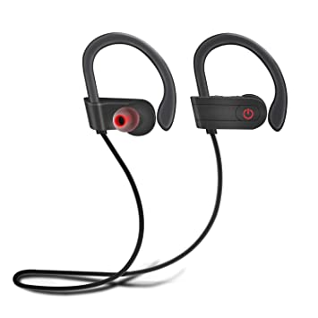 MixMart Inalámbricos Auriculares Deportivos Bluetooth 4, Audífono Deportivo Compatible con iPhone, iPod, iPad, Android, PS4, Windows: Amazon.es: Electrónica