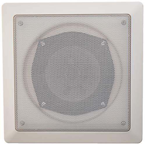 Acoustic Audio CS-I52S 200 Watt In Wall/Ceiling 2-Way Speake