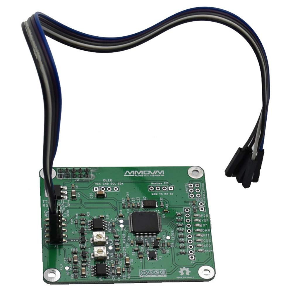 Nrpfell MMDVM Open-Source Multi-Mode Digital Voice Modem Board for Raspberry Pi New by Nrpfell (Image #2)