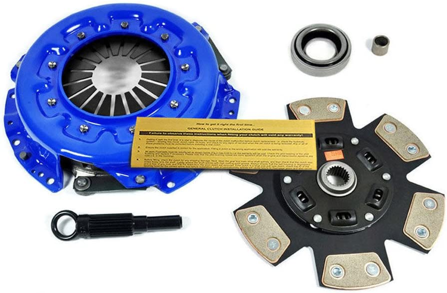 EFT STAGE 3 HD SPORT CLUTCH KIT FOR 2000-2004 NISSAN FRONTIER XTERRA 2.4L 4CYL