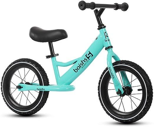 Bicicleta Sin Pedales Ultraligera Bicicleta de Equilibrio para 2-8 ...
