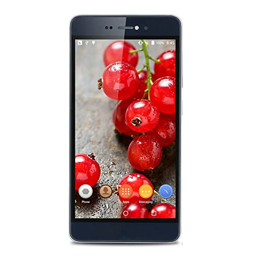 """16 opinioni per BLUBOO Picasso 3G Smartphone Android 5.1 5.0"""" HD IPS LTPS 1280*720 Pixel MT6580"""