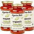 Organico Bello Organic Pasta Sauce, Spicy Marinara, 6 Count