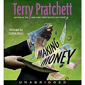 Making Money: Discworld #36 Audiobook