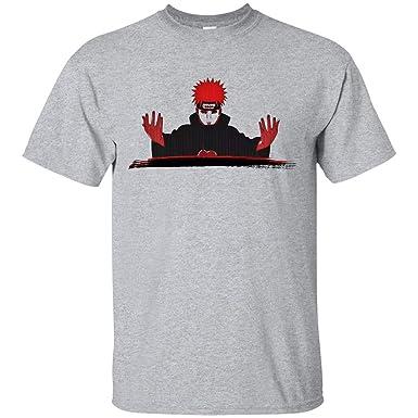 Amazon Com Naruto Shippuden Pain Naruto T Shirtnaruto Shippuden