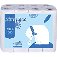 48 Rolls Amerique Super Soft Toilet Paper