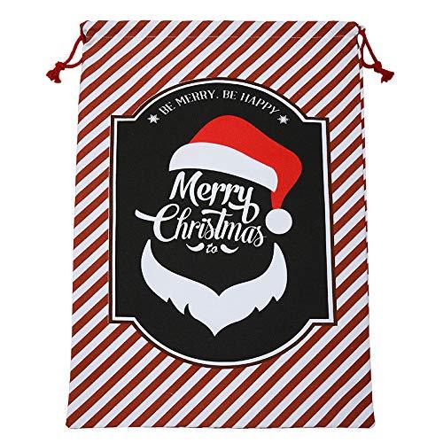 increíbles descuentos 500670 Mm Bolsas de Regalo navideñas navideñas navideñas navideñas de 10 Piezas, Regalo de época, 500  670 mm  alta calidad general