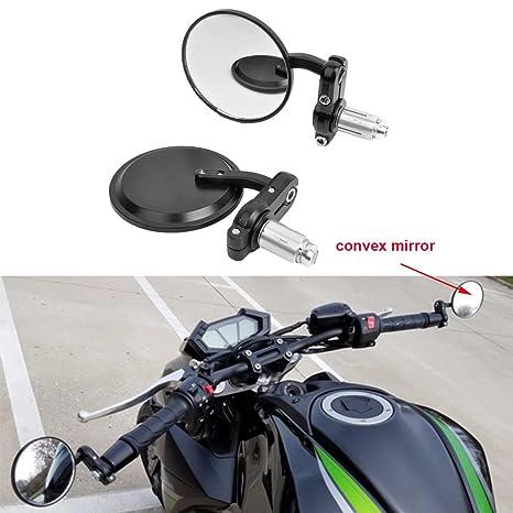 Amazon.com: Universal CNC motocicleta plegable 7/8