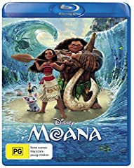 Moana is an epic adventure about a spirited teen who sets sail on a daring mission to save her people. Along the way, Moana (Auli'i Cravalho) meets the once mighty demigod Maui (Dwayne Johnson) and together they cross the ocean on a fun-fille...