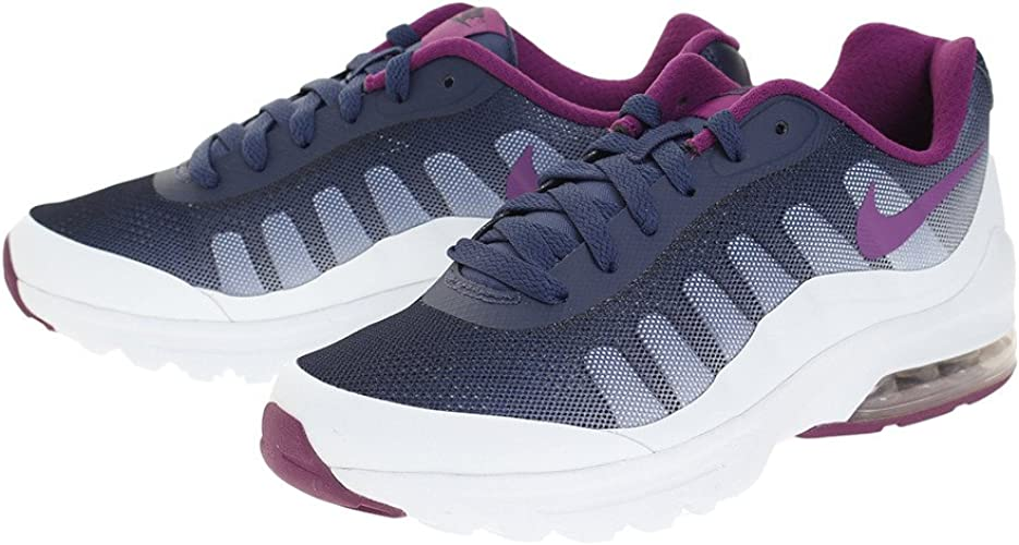 Nike 749862-400, Zapatillas de Trail Running para Mujer, Azul (Blue Tint/Bright Grape-Midnight Navy), 38.5 EU: Amazon.es: Zapatos y complementos