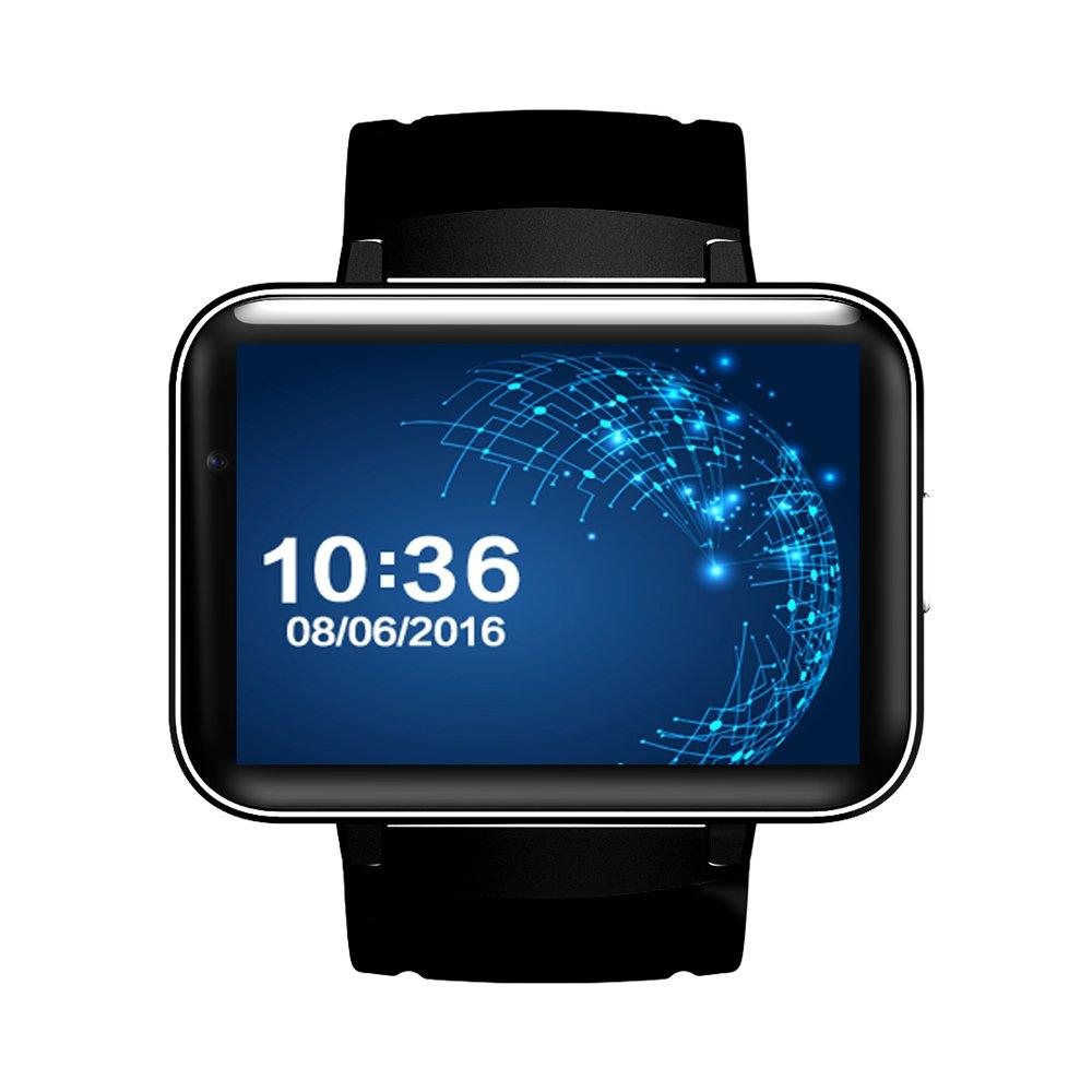 KKCF Smart Watch -Wifi Wireless Internet -Fitness Tracker
