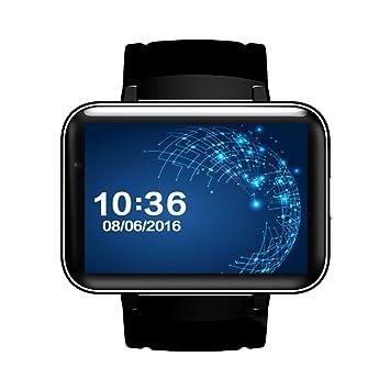 KKCF Reloj Inteligente -Internet Wifi Inalámbrica -Rastreador De Fitness-Vigilancia Inteligente Con Videollamada
