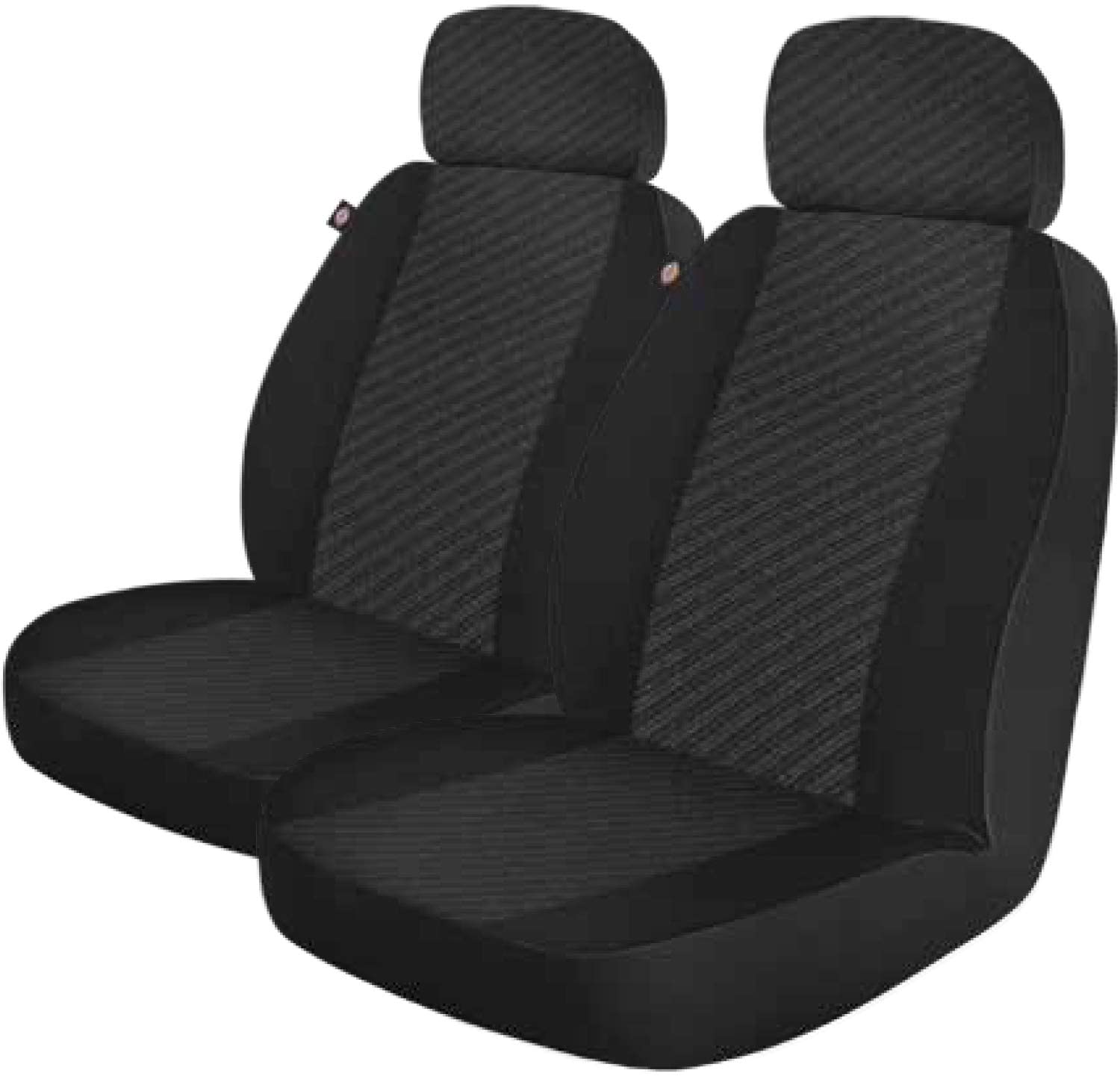 2-Piece Seat Cover DICKIES 3003417LD Black