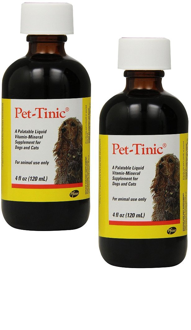 Pet Tinic 4 Oz 2 Pack
