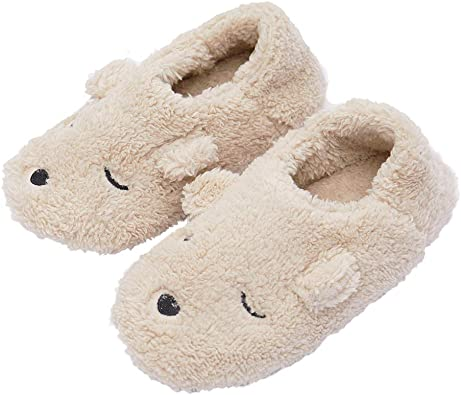 Winter Warm Women Slippers Indoor Home Soft Shoes House Fleece New Plush Slipper